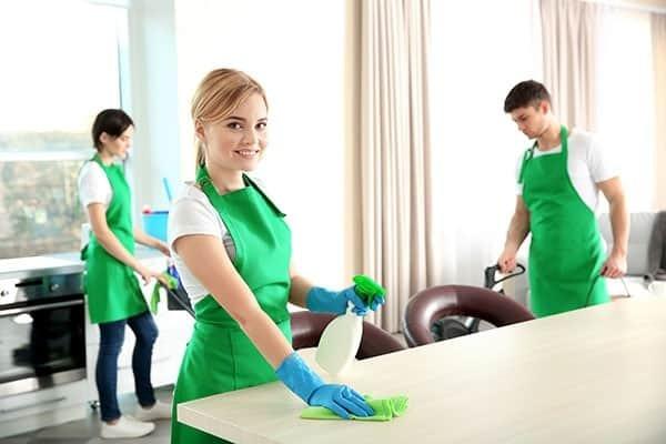 Servicii curatienie interioara cartiere blocuri
